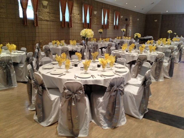 Platinum silver satin sashes with white chair covers wedding platinum silver satin sashes with white chair covers wedding planning junglespirit Choice Image