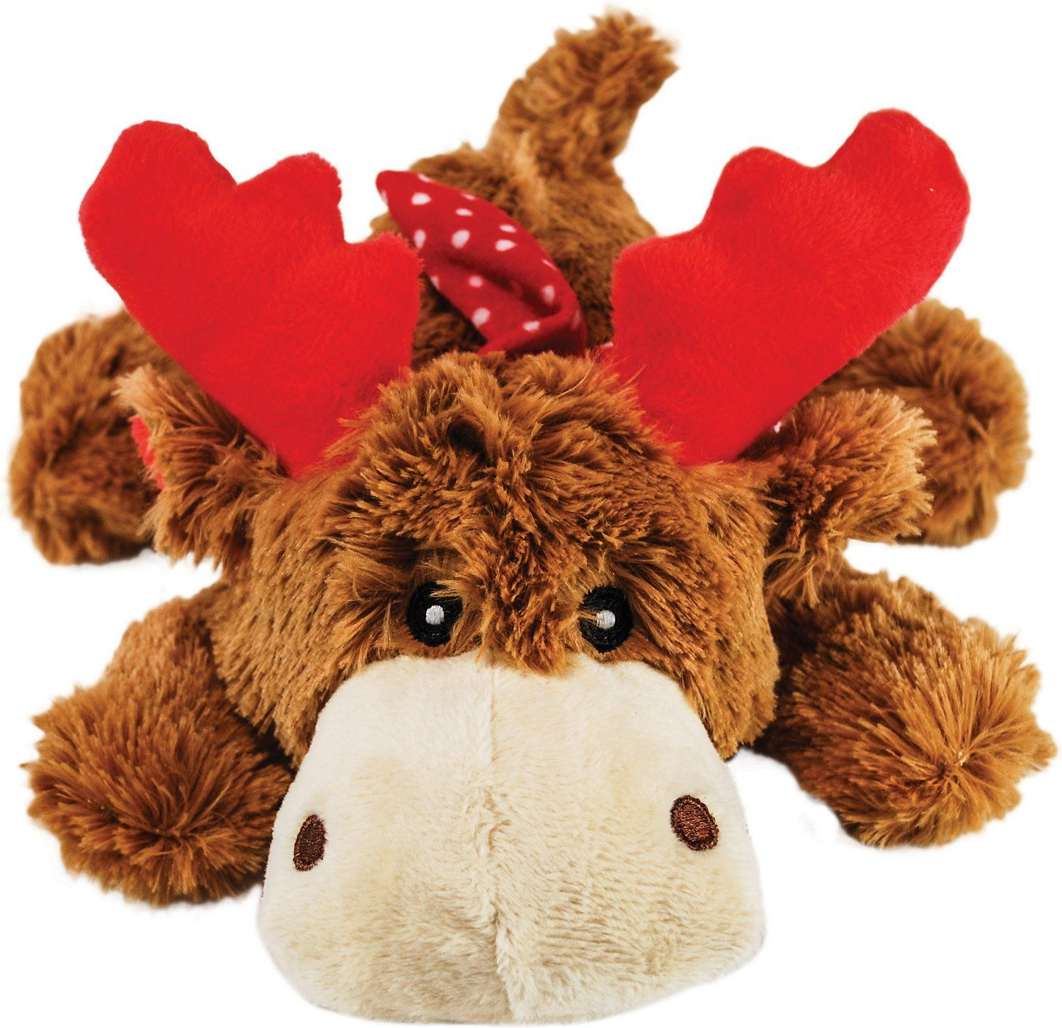 Kong Holiday Cozie Reindeer Dog Toy Chewy Com With Images
