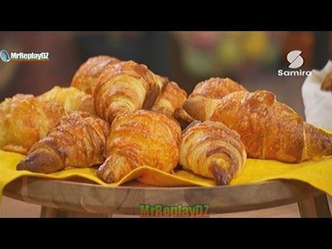 Croissant Au Chocolat Makhbazati Samira Tv 2017 مخبزتي