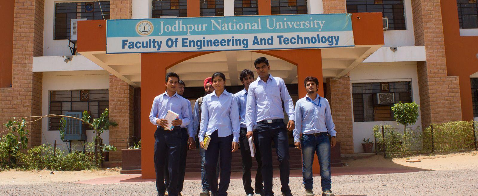 Jodhpur National University Jodhpur National University Jodhpur