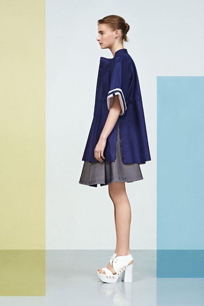Jil Sander Navy Rtw Spring 2014 Spring Fashion Trends Pinterest