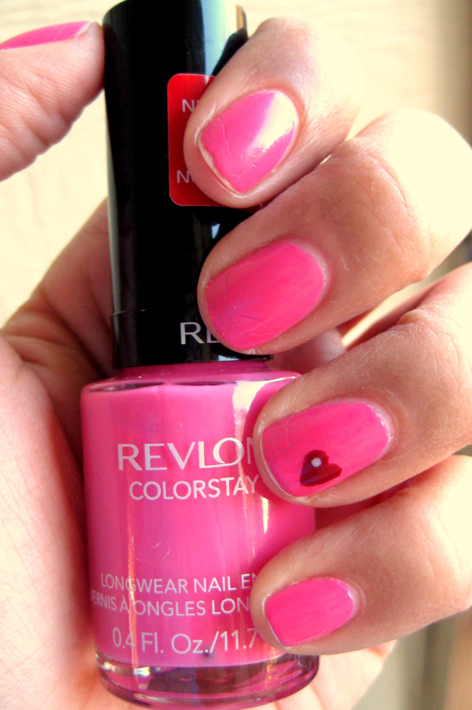revlon nail polish pink freeze | ... in Judicial Review: Revlon ...