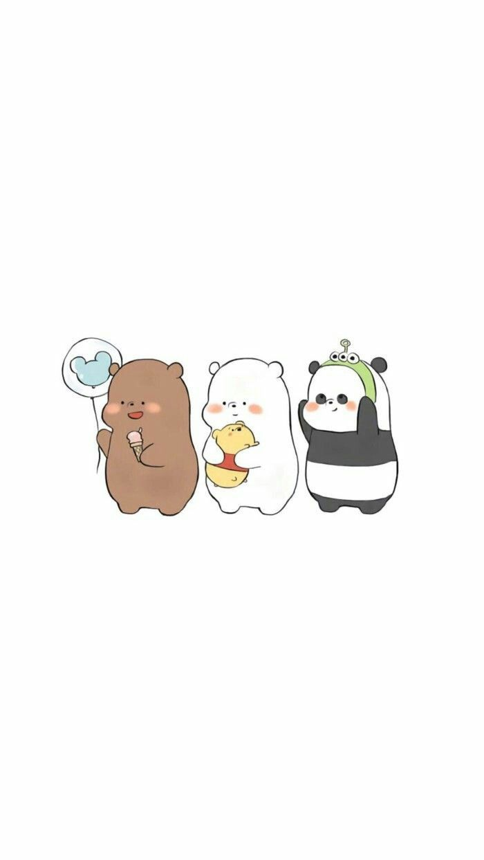 Image about text in we bare bears by Seba🍓 on We Heart It