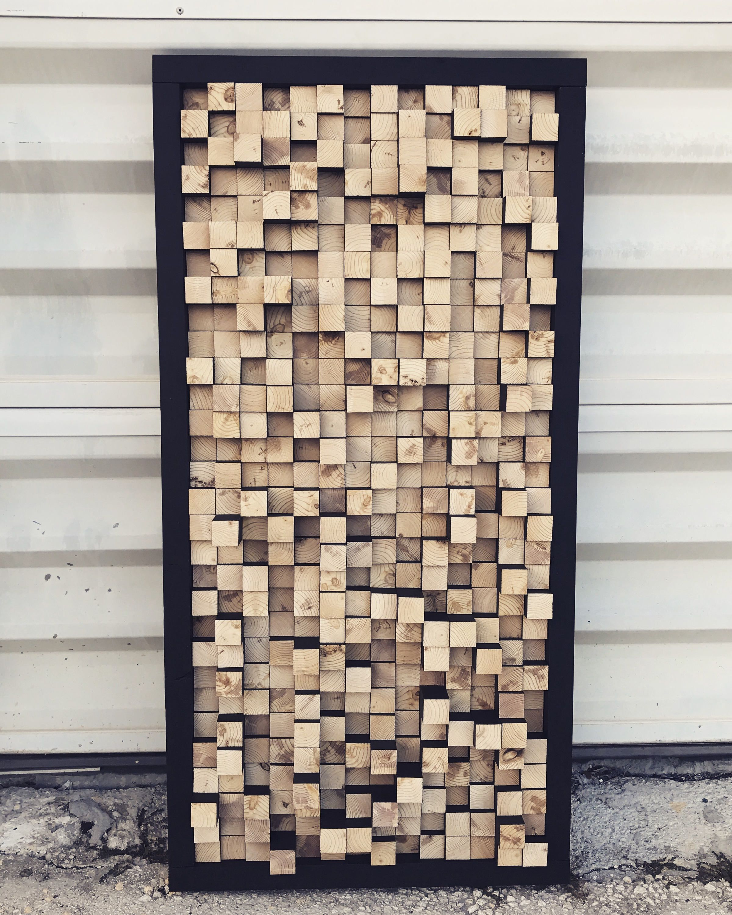 Studio Wooden Sound Diffuser Acoustic Panel Soundproofing Etsy In 2020 Acoustic Panels Wooden Art Sound Proofing