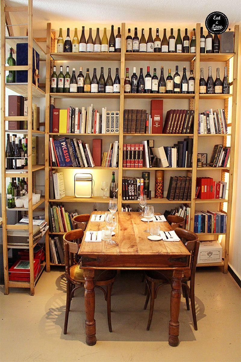 Vinoteca Moratín Madrid restaurante