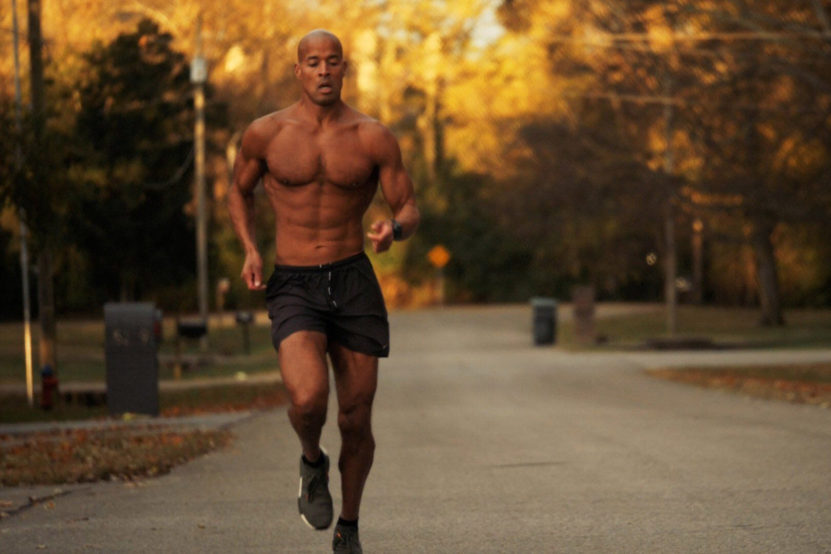 Maybe The Toughest Man Alive David Goggins Man Up Fitness Inspiration
