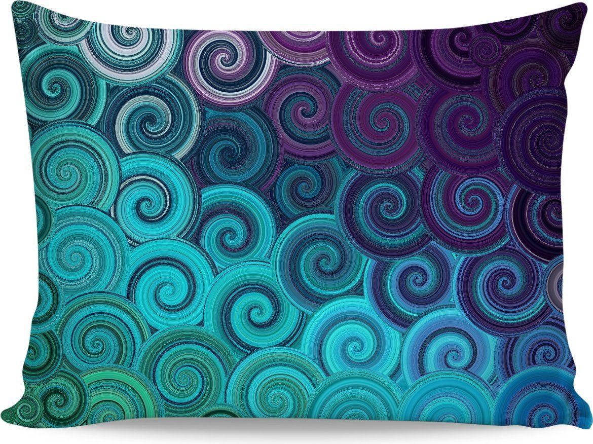 Ropc blues and purples pillowcase products