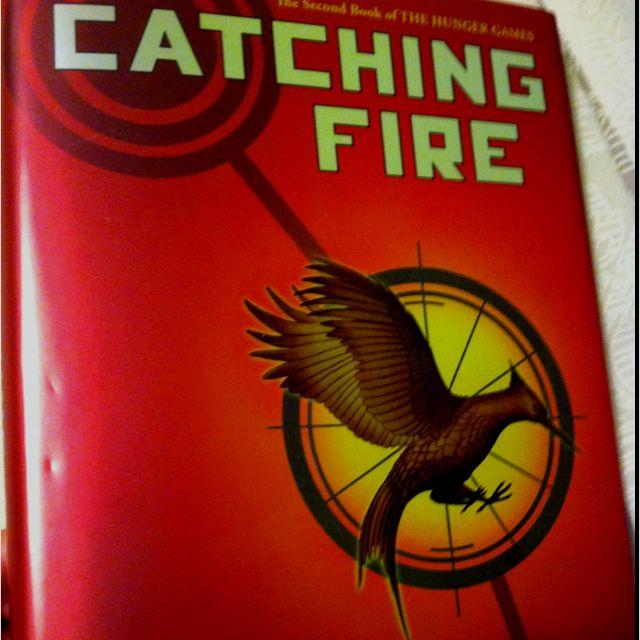 PDF) Book 2 Catching Fire