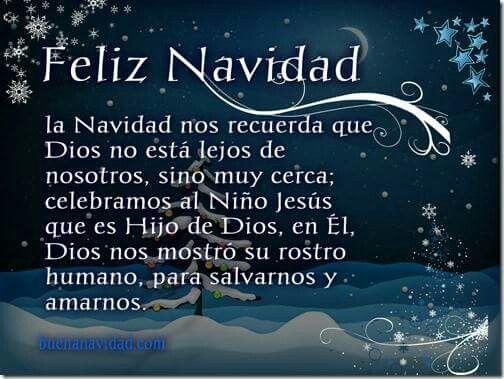 Mensaje De Navidad Cumpleaños De Jesús Imágenes De