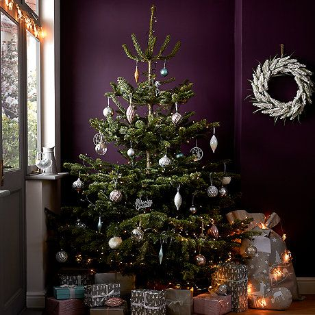 Enchanted Winter luxury Christmas decorations| B&Q | Christmas in ...