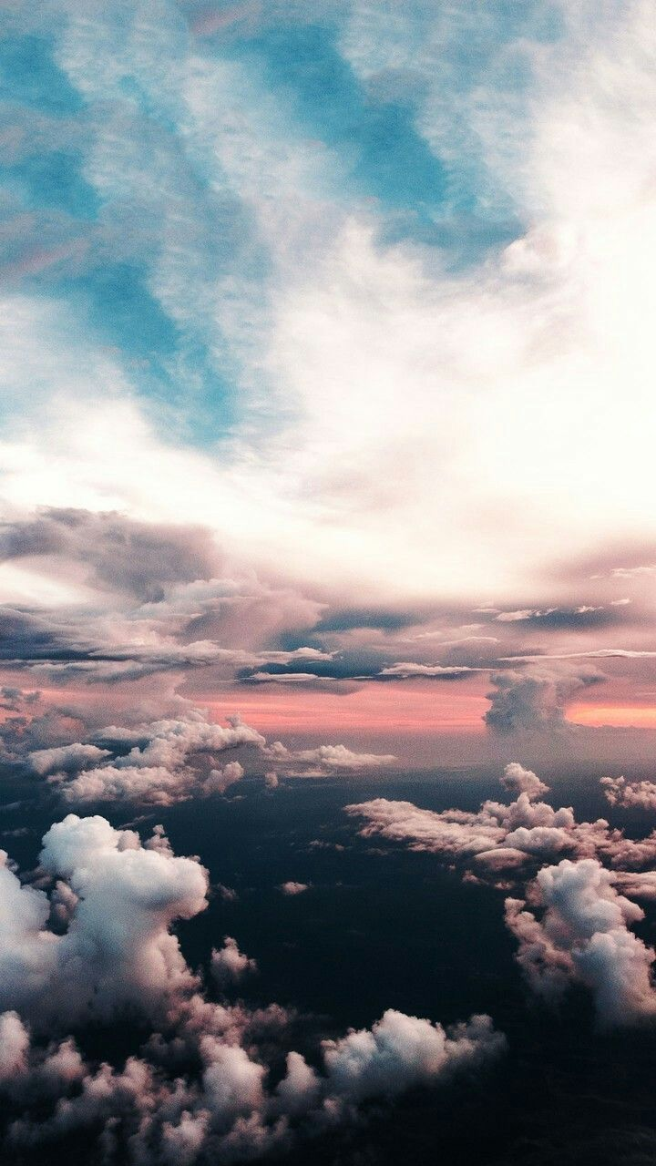 #photography aesthetic wallpaper #wallpapers #clouds