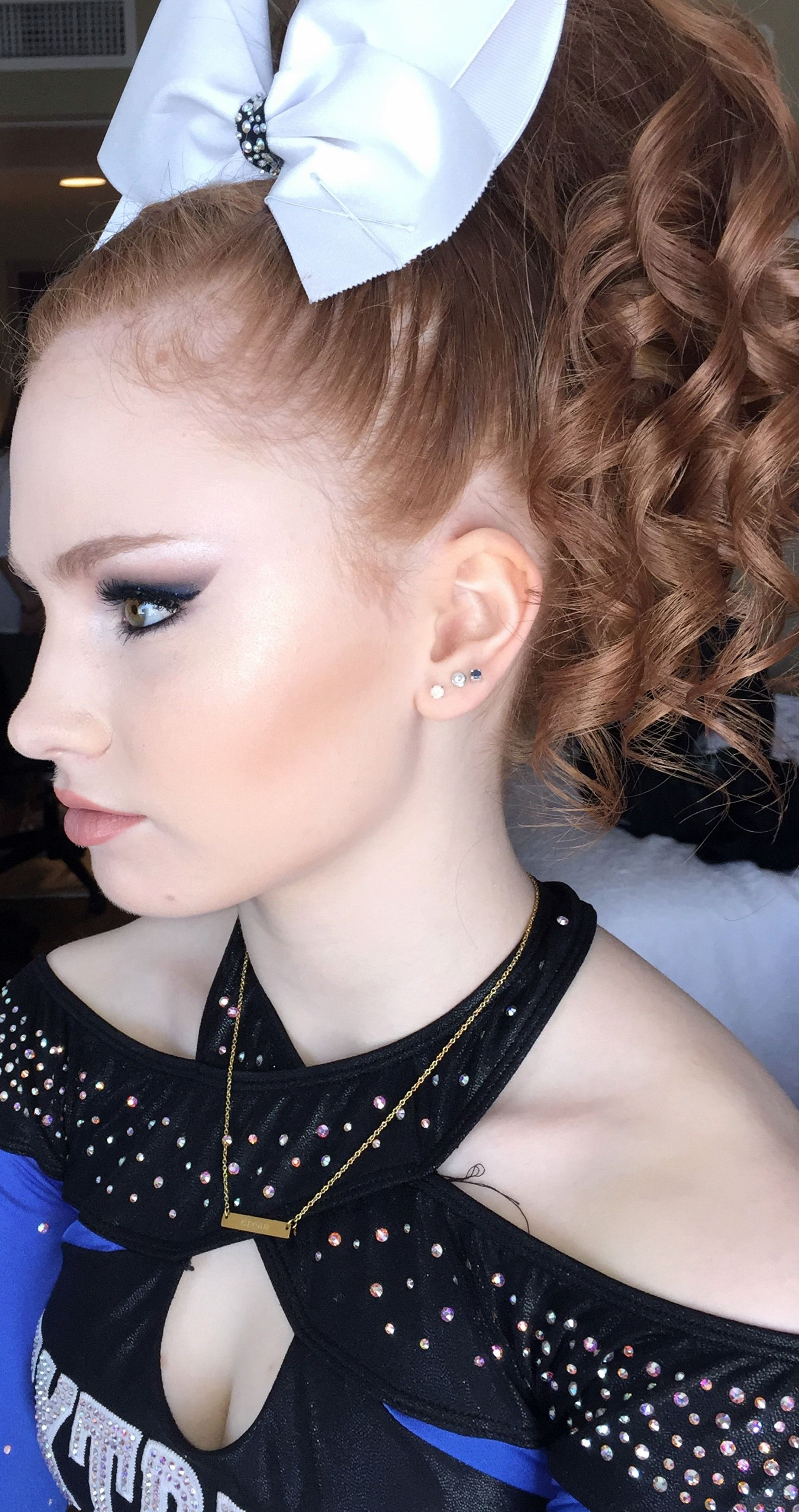 Sweat Proof Makeup Tips And Products Cheer makeup, Cheer