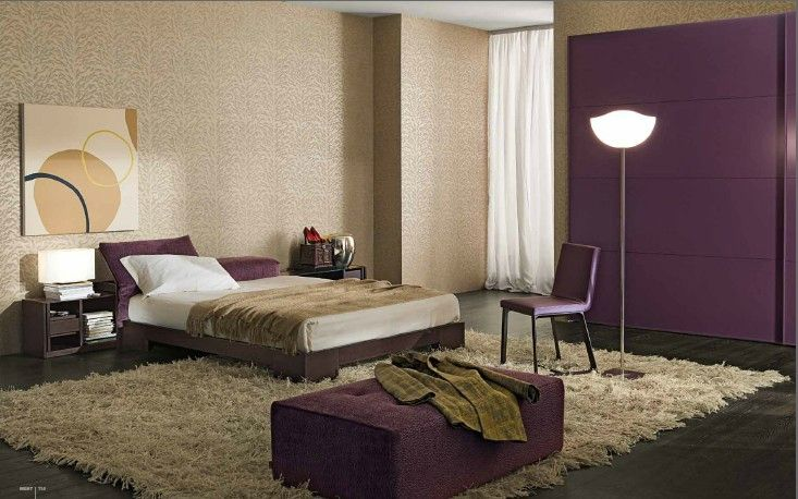 les couleurs tendances pour une décoration de chambre d'adulte ... - Couleur Pour Chambre A Coucher Adulte