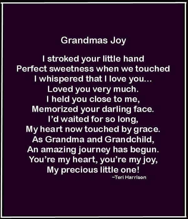 Grandmas Joy Grandma Stuff Pinterest
