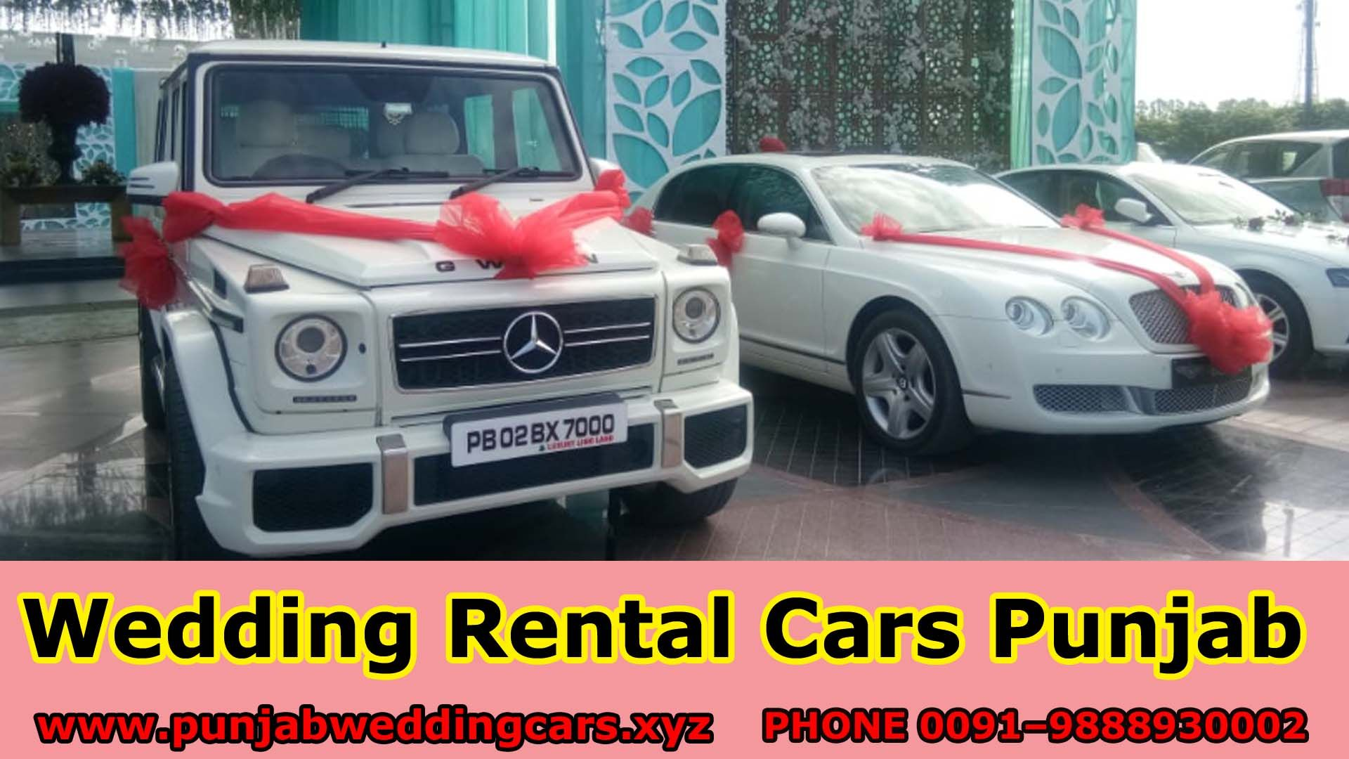 Best Luxury Wedding Cars Rental In The Jalandhar Punjab And Nationwide Whether You Re Cruising In An Economy Suv Luxu Wedding Car Car Rental Luxury Wedding