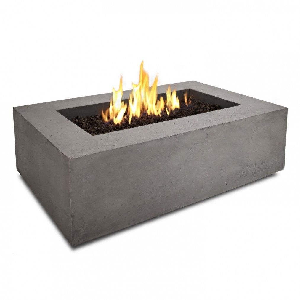 Awesome outside propane fire pits as your exterior design outside