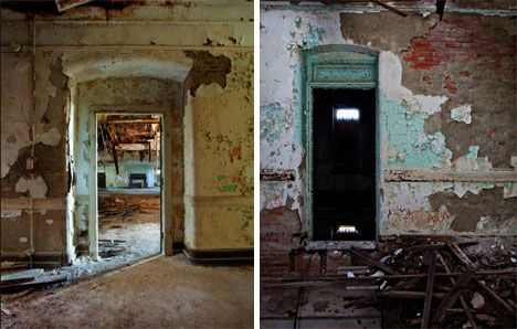 Abandoned Theaters and Hospitals - 5