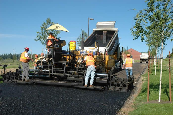 See Our Full List Of Commercial Asphalt Services Here Http Www Southernasphaltengineerin Road Construction Asphalt Paving Contractors Construction Equipment