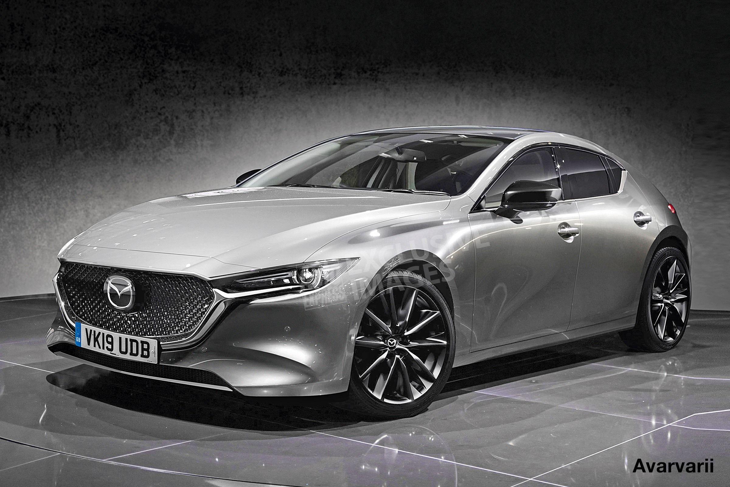 2019 Mazda3 I Sport Exterior and Interior Review Car