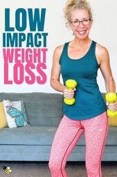 LOW IMPACT MetCon 30 Minute Cardio + Weights Workout for WEIGHT LOSS • Pahla B Fitness   - Low Impac...