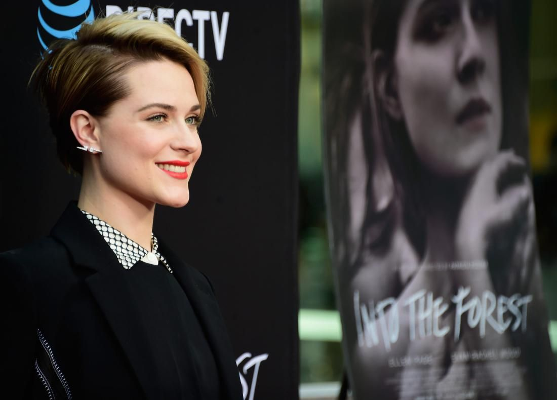 Evan Rachel Wood on Into the Forest and Revolutionary Roles for Women