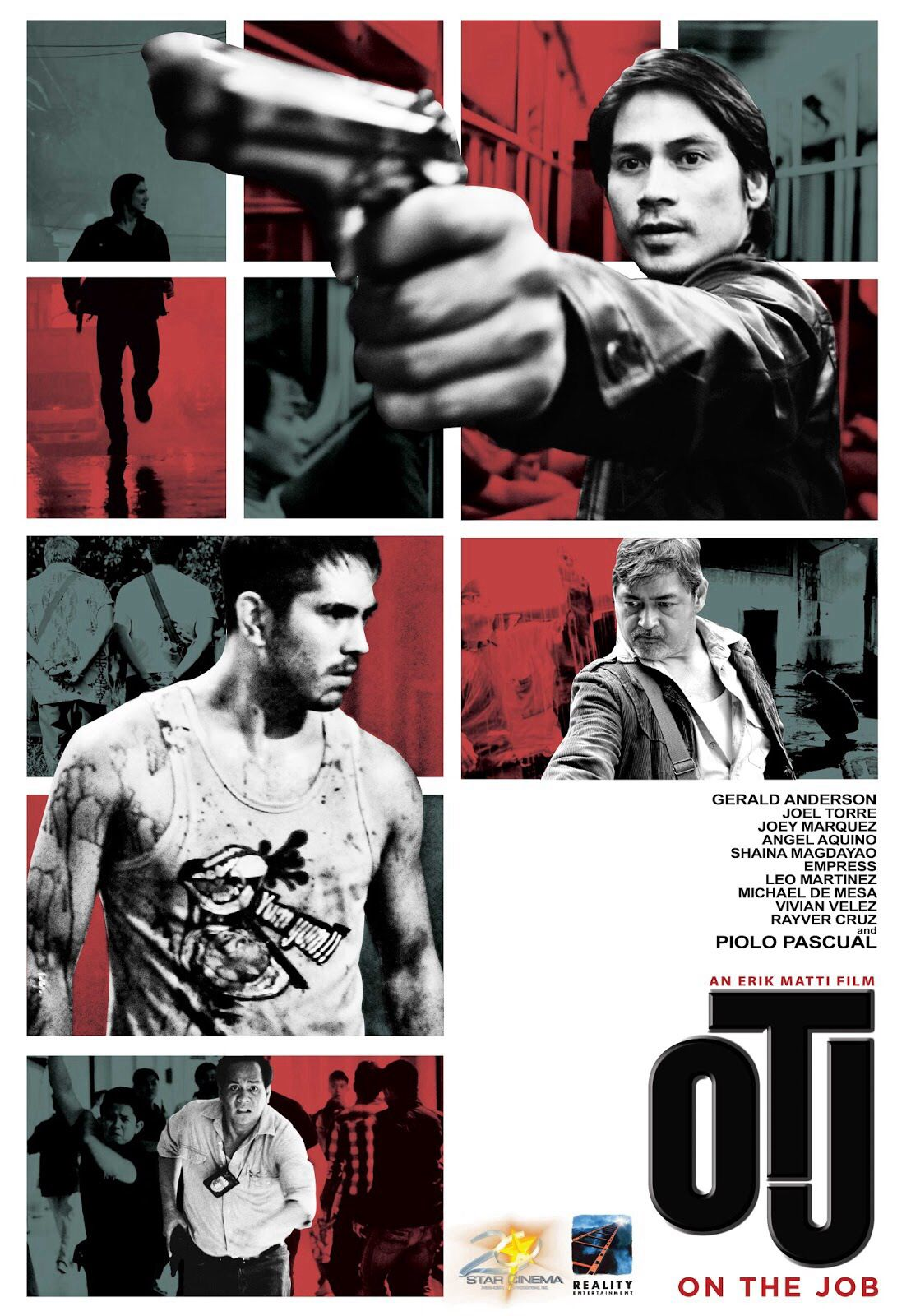 On The Job is a Filipino Indie film directed by Erik Matti