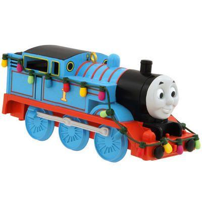 Thomas The Train Christmas.Thomas The Train With Christmas Lights Ornament Christmas
