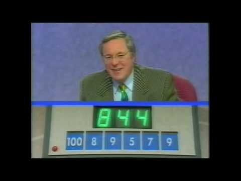 Countdown - Wednesday 4th February 1998 - Part 3 Of 3