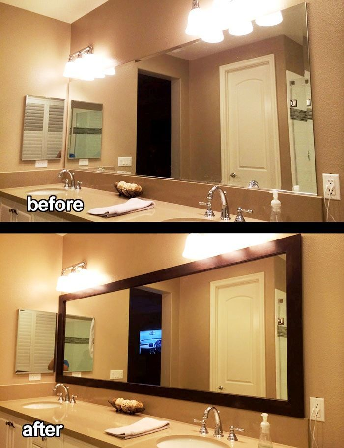 20+ Beautiful Bathroom Mirror Ideas to Shake Up Your Morning Lipstick (Trendy Pictures) images