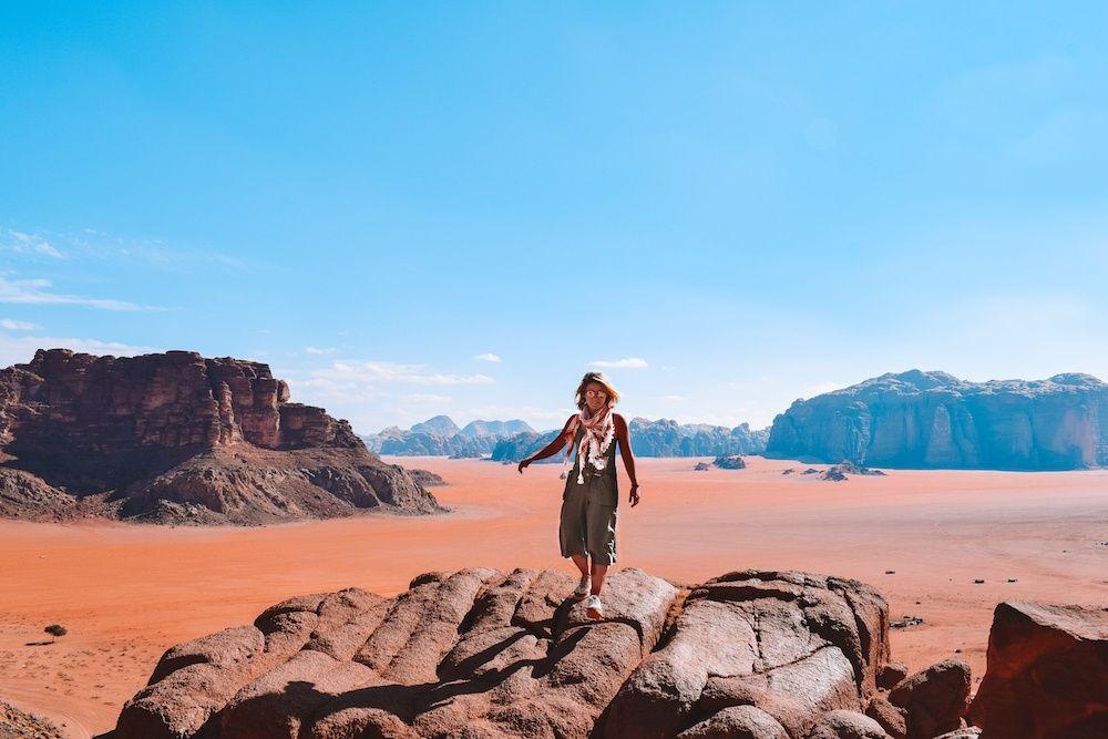 Jordan 7-Day Itinerary: The Ultimate Jordan Guide #wadirum
