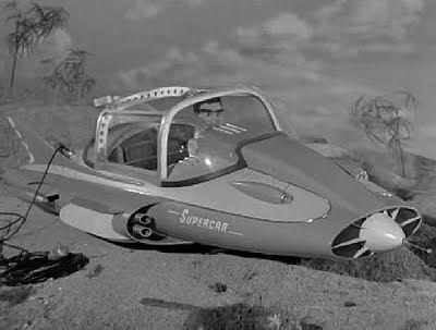 Ready Steve Super Cars Gerry Anderson Thunderbirds Are Go