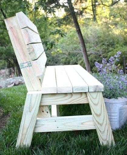 Wooden Bench Ideas Inspirational 2a 4 Wooden Bench Plans Bench My