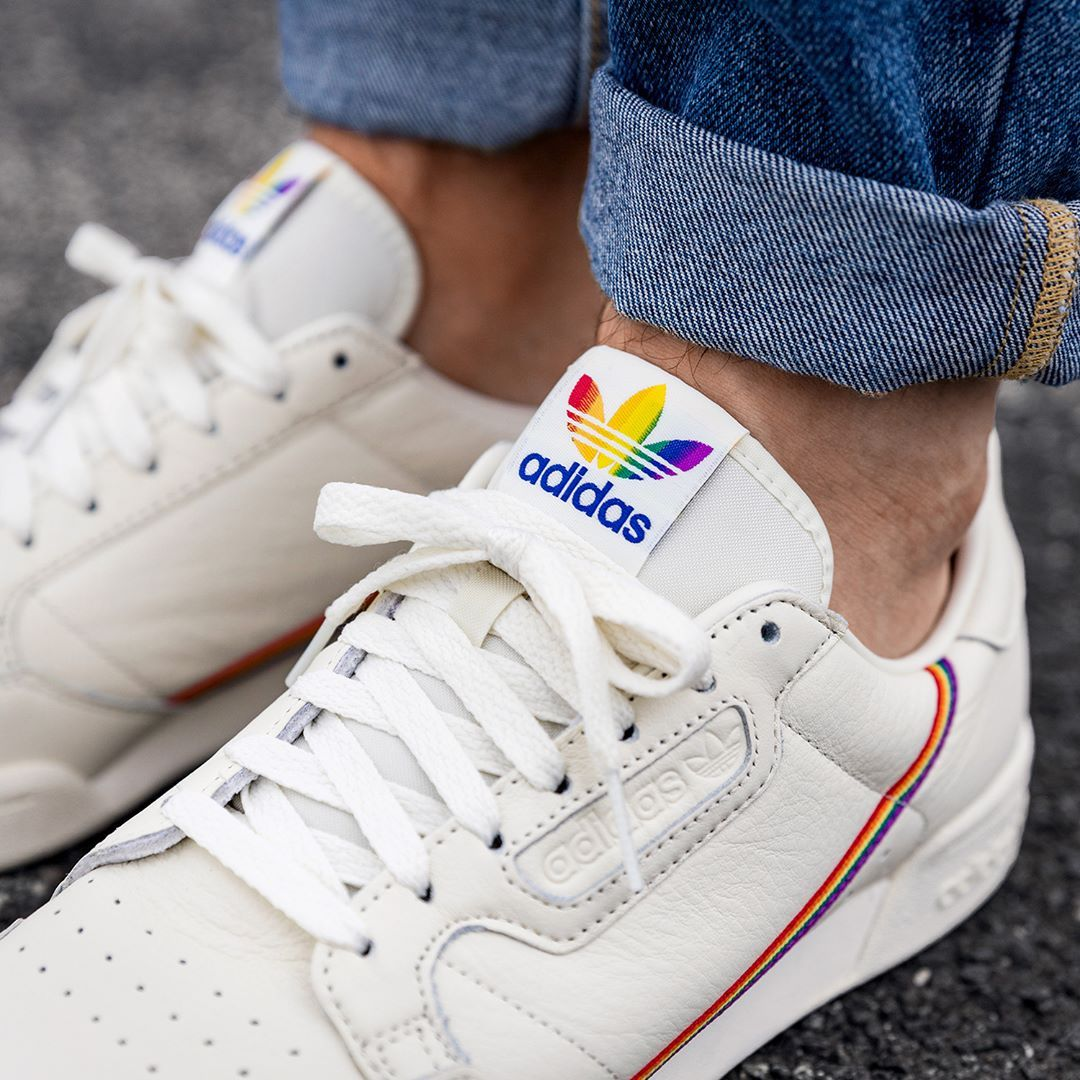 adidas Continental 80 Pride coming soon | 01.06.2019 | 00:00 ...