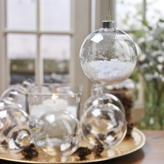 83mm Round Plastic Ball Ornaments Cheap Christmas