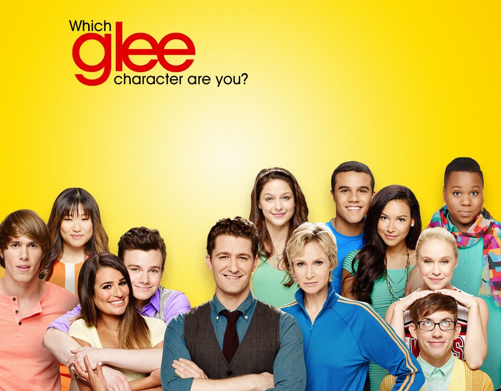 Which 'Glee' Character Are You? | Glee cast, Glee season 5, Glee ...