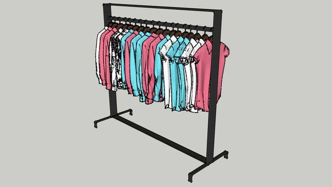 Wardrobe 01 - 3D Warehouse