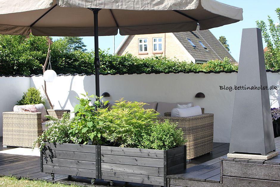 Vores terrasse – før/efter – Bettina Holst Blog