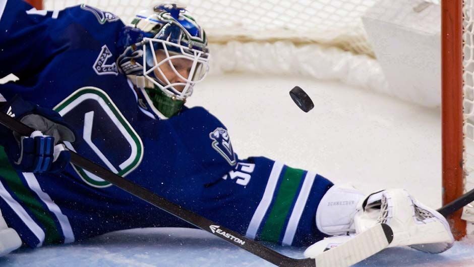 Vancouver Canucks goalie Cory Schneider was shipped to the New Jersey Devils on draft day Sunday.
