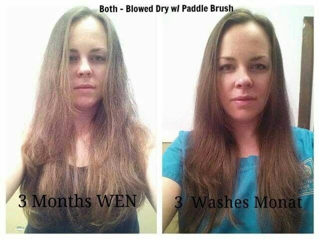 Wen Vs Monat Monat Hands Down Tanishas Mymonat Com Monat Hair Hair Help Hair Loss