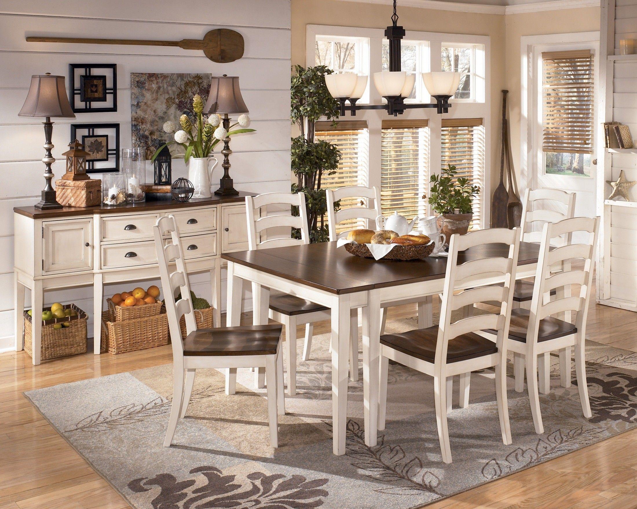 Whitesburg Dining Room Set My New Furniture