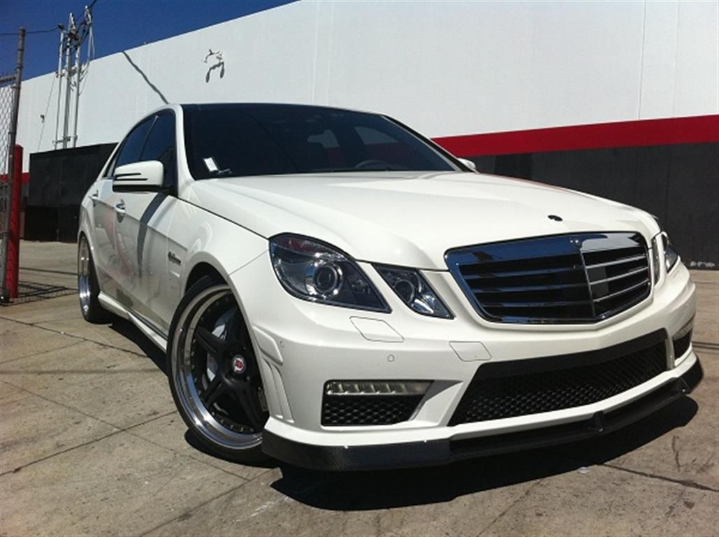 2010 MercedesBenz E63 AMG W212 ECU Tuning by OE Tuning in