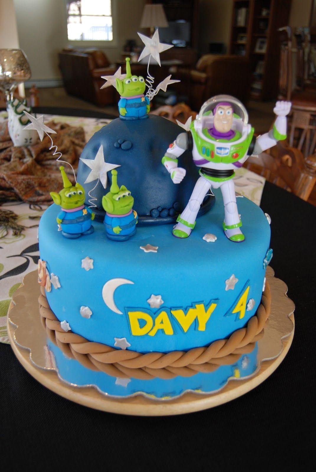 Buzz Lightyear Cake Designs