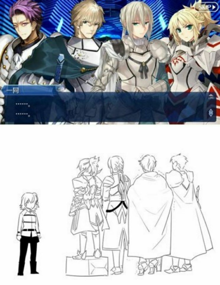 Fate/Grand Order in a Nutshell - :|