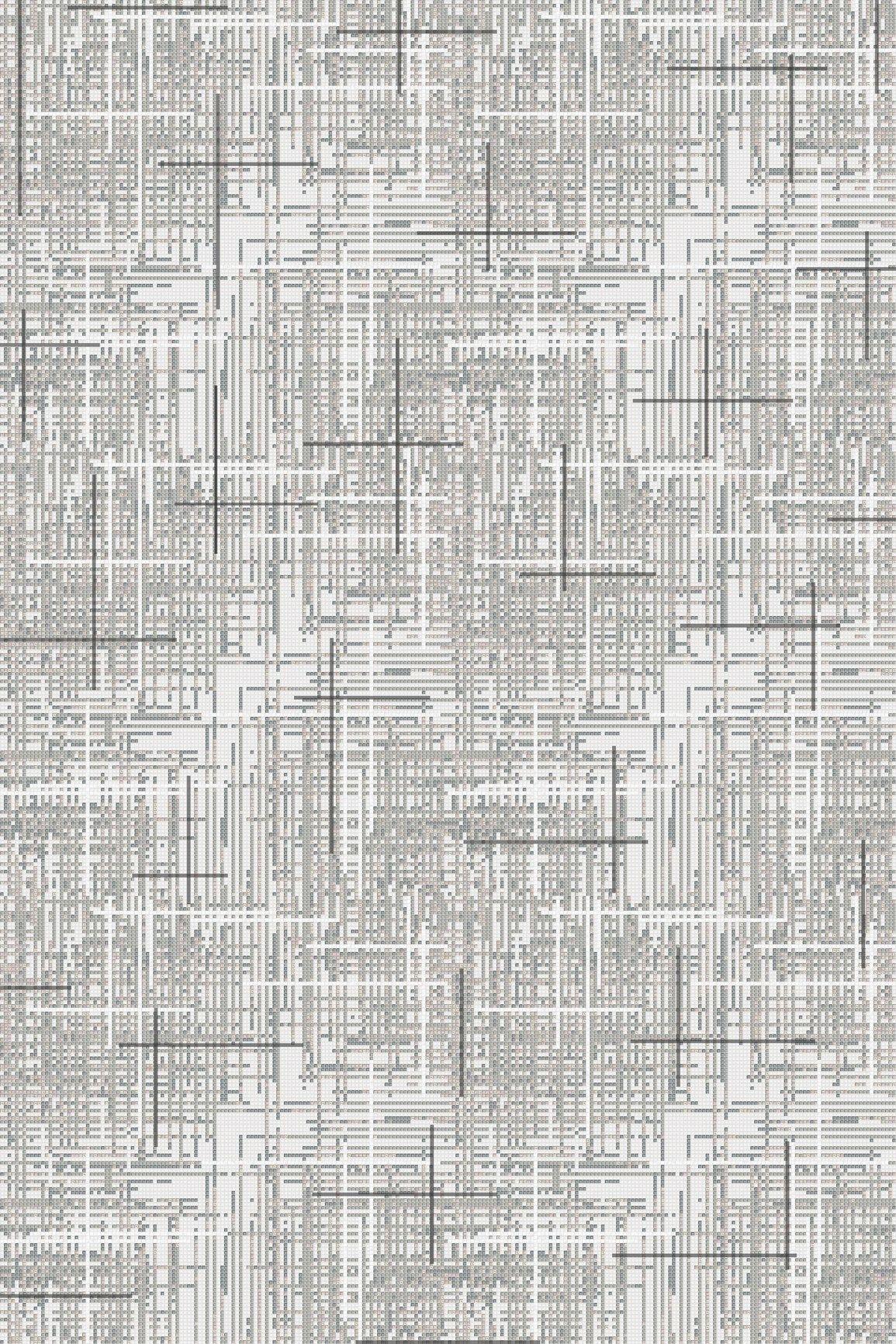 Mosaico Per White Luxury L Installazione Firmata Marco