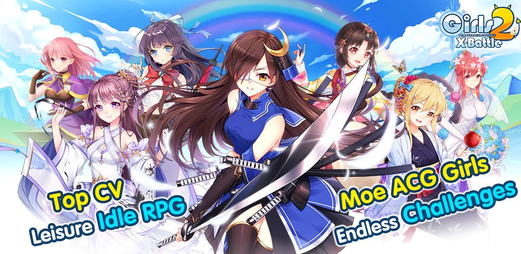 Girls X Battle 2 (Có hình ảnh)