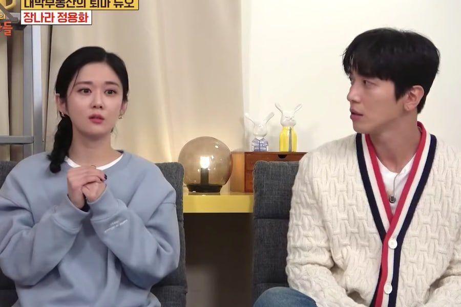 Jang Nara And Jung Yong Hwa Share Thoughts On Marriage + Jang Nara Talks About Stress From Malicious Comments
