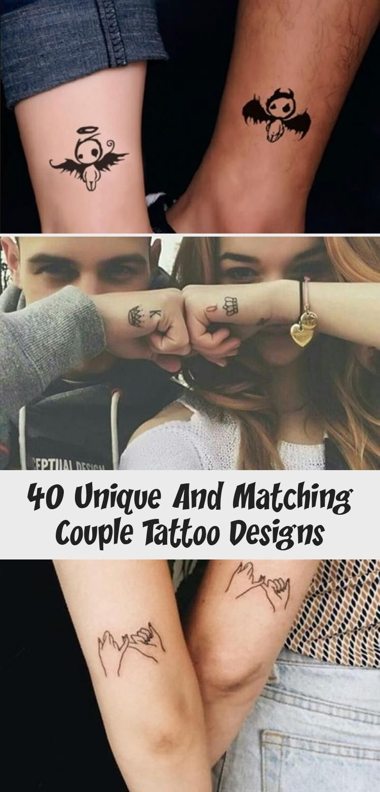En Blog En Blog In 2020 Matching Couple Tattoos Couples Tattoo Designs Tattoos For Daughters