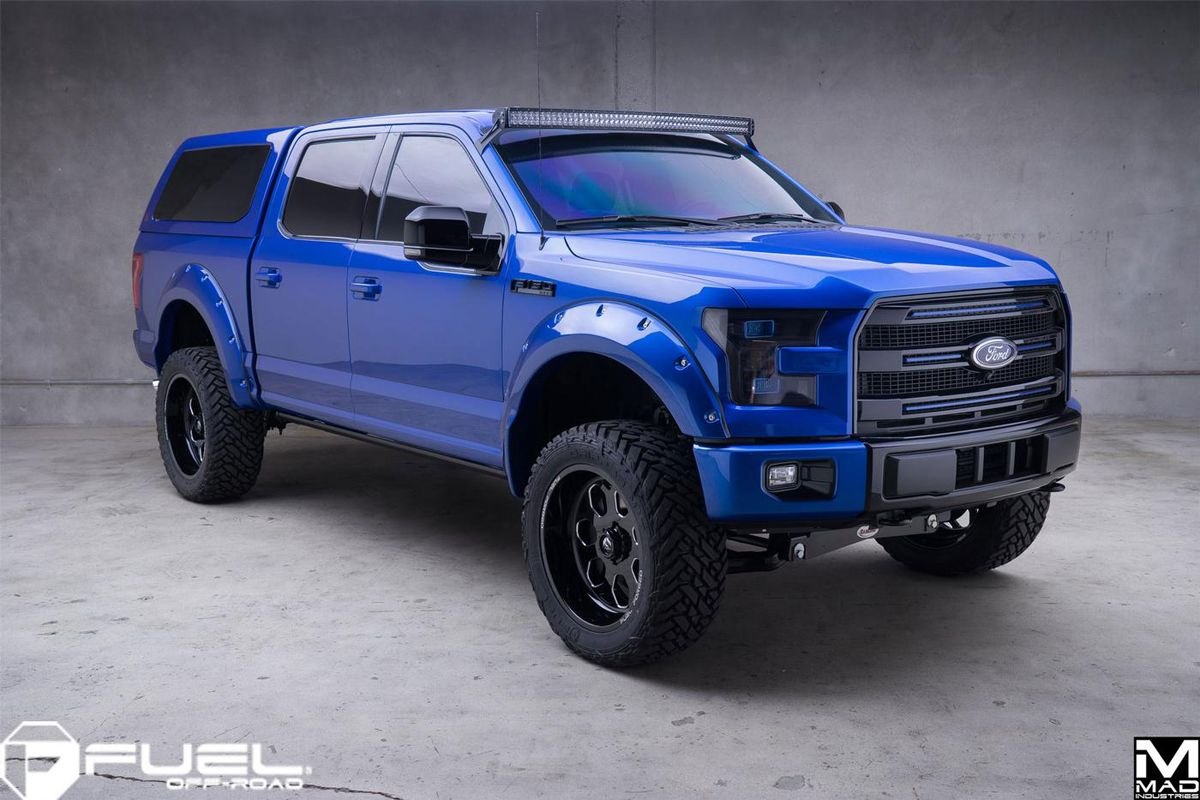 Discount Wheels On The Ford F150 May Be A Truck That S