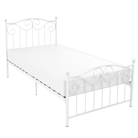 Home Headboard Footboard Bed Frame Smart Bed