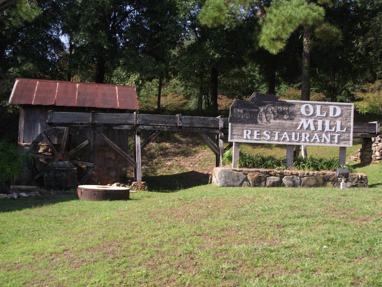 Old Mill Restaurant Located In Dothan Alabama At 2557 Murphy